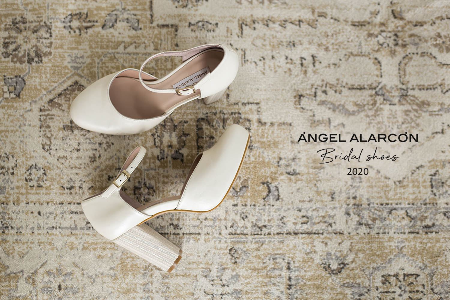 Wedding shoes 2020 comfortable brand angel alarcon 2021. Comfortable shoes made in Spain