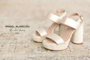 Colecccion y tendencias Zapatos de Novia 2020