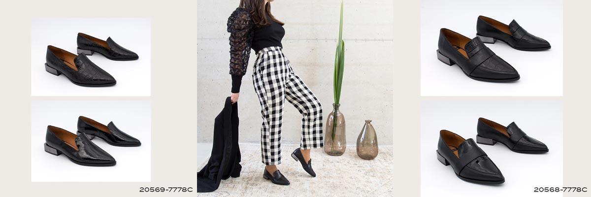 Mocasines loafer de punta fina de vestir 2020 2021