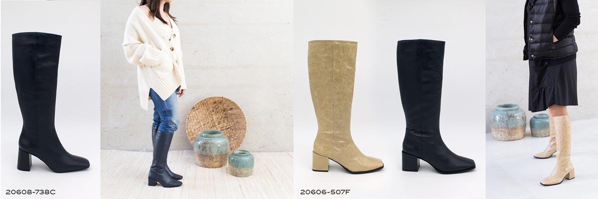 Botas de mujer cómodas 2020 2021